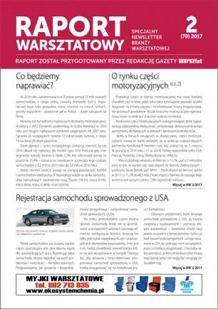 Raport Warsztatowy 2(70)/2017